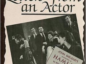 LETTERS FROM AN ACTOR