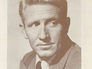 SPENCER TRACY ON STAGE
