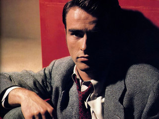MONTGOMERY CLIFT ON STAGE