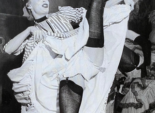 """OPENING NIGHT: GWEN VERDON IN """"CAN-CAN"""""""