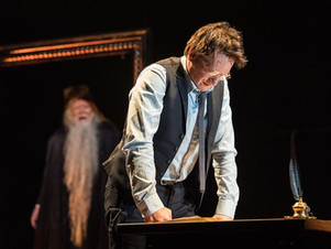 HARRY POTTER AND THE JOY OF THEATRE