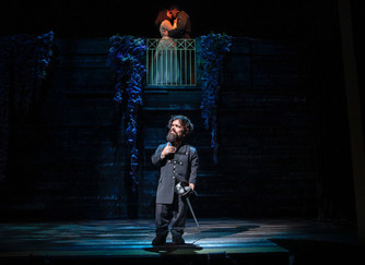 CYRANO: A LIGHTNING ROD FOR ACTORS