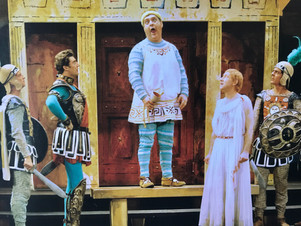 FUNNY THINGS THAT HAPPENED ON THE WAY TO THEFORUM