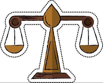 cartoon-justice-scale-law-symbol-vector-