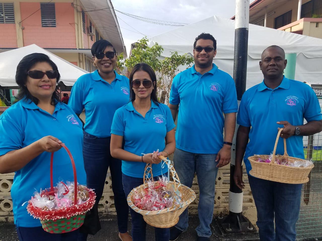 PTA Valentines Day Chocolate Distribution.