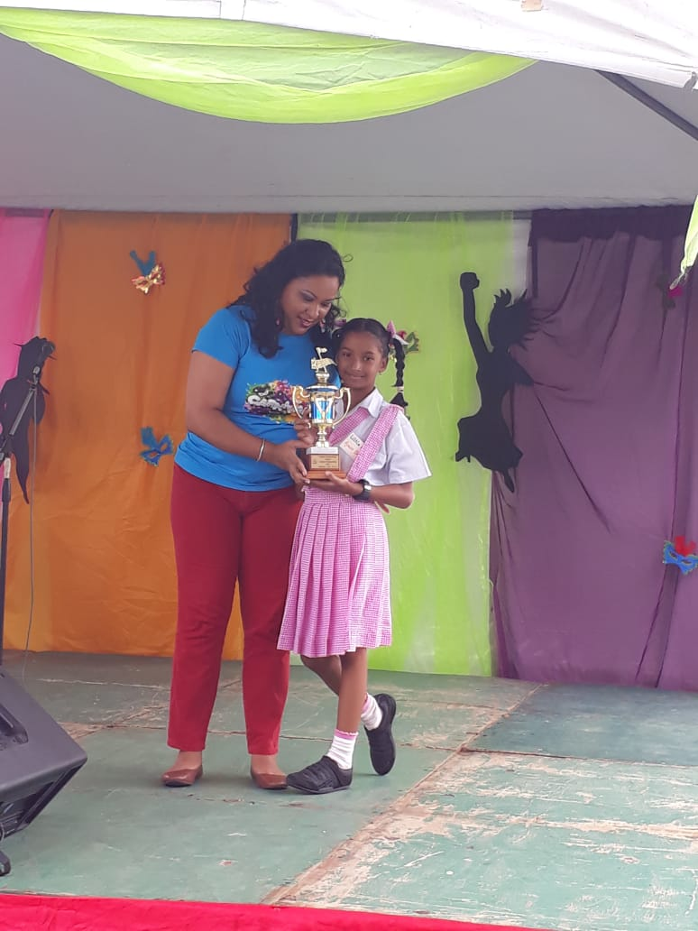 Winners of Calypso Competition 2019