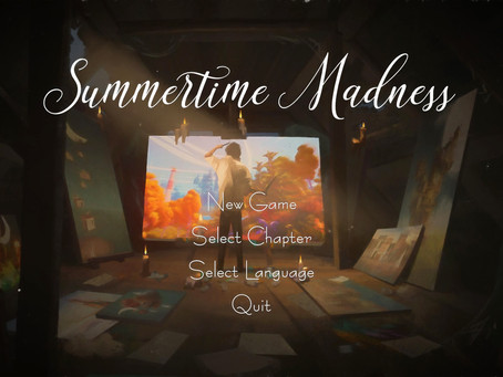 [Indie game review]Summertime Madness