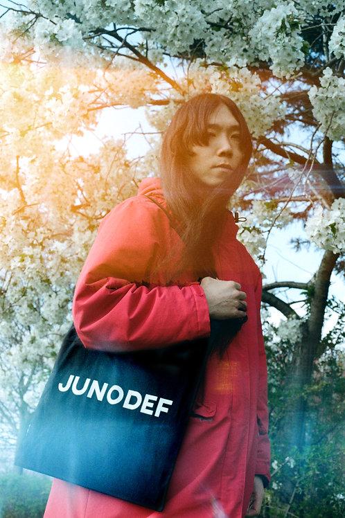 JUNODEF TOTE BAG