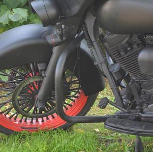08 - rama motorowa lakiernia proszkowa lak system