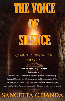 THE VOICE OF SILENCE eBook