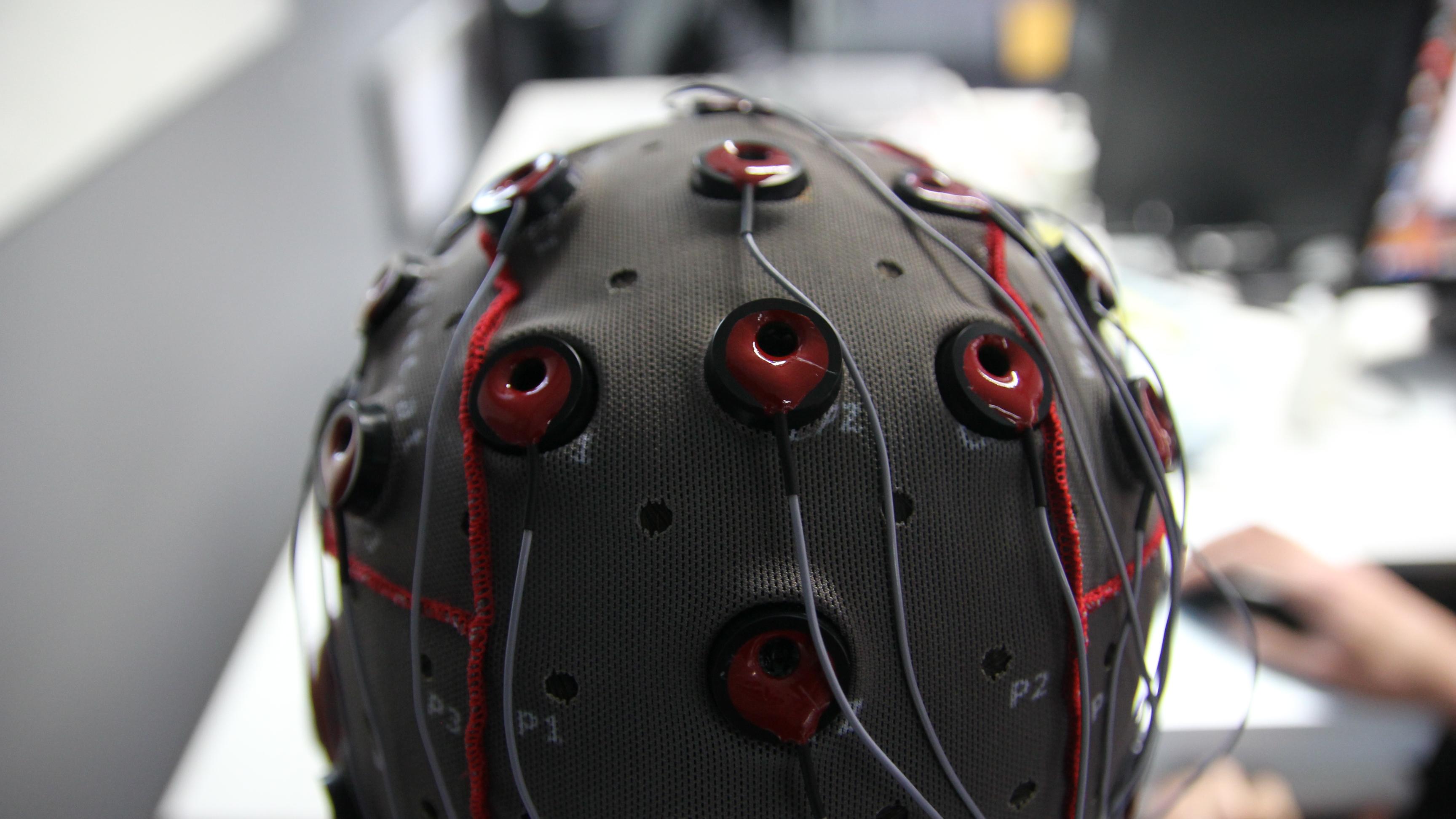 EEG- equipamento