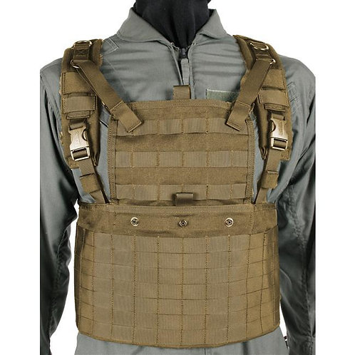 BH  COMMANDO RECON CHEST HARNESS - COYOTE