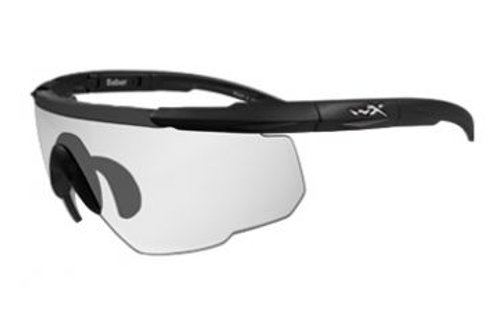 WX - SABRE ADVANCED MATTE W/ CLEAR LENSE