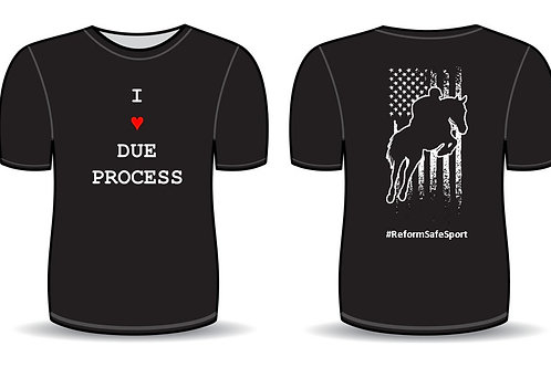 RSS Due Process Men's T-shirt