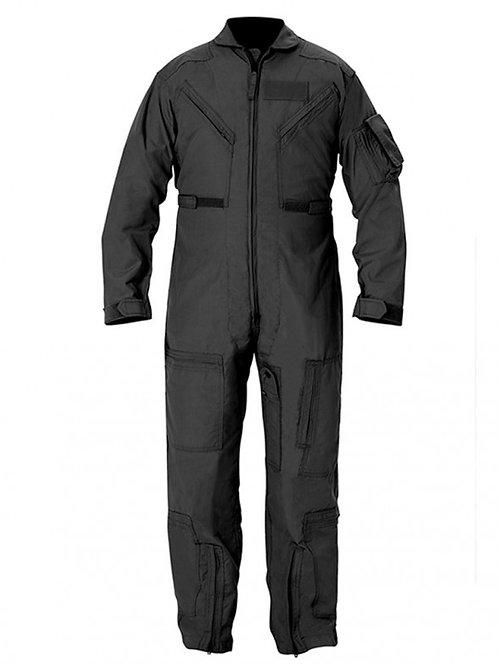 Propper™ CWU 27/P NOMEX Flight Suit - BLACK
