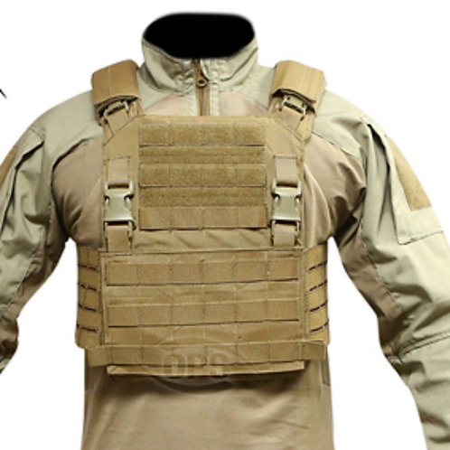 INTEGRATED TACTICAL PLATE CARRIER - ALL COLORS