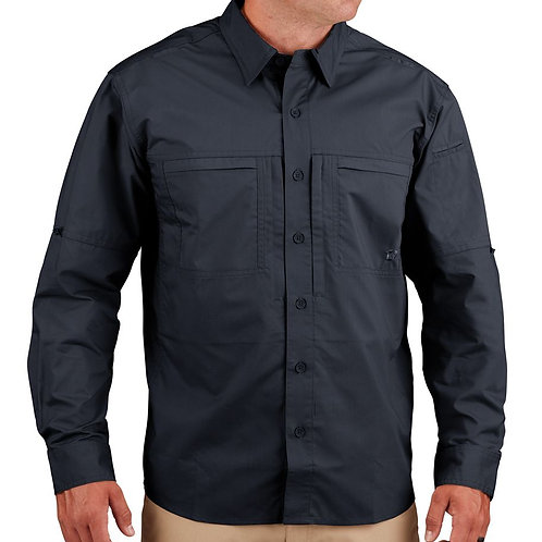 HLX MEN'S SHIRT - LS