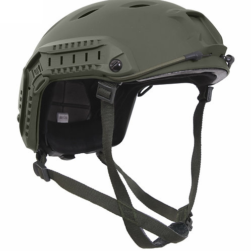 ADVANCED TACTICAL HELMET (NON-BALLISTIC) OD GREEN