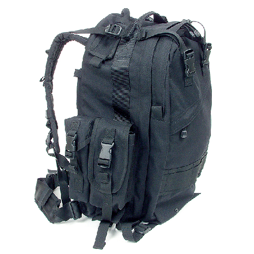BLACKHAWK X-1 RAPTOR PACK - BLACK