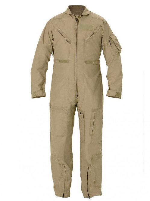 Propper™ CWU 27/P NOMEX Flight Suit - KHAKI