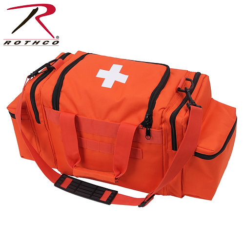 EMT BAG LARGE -ORANGE