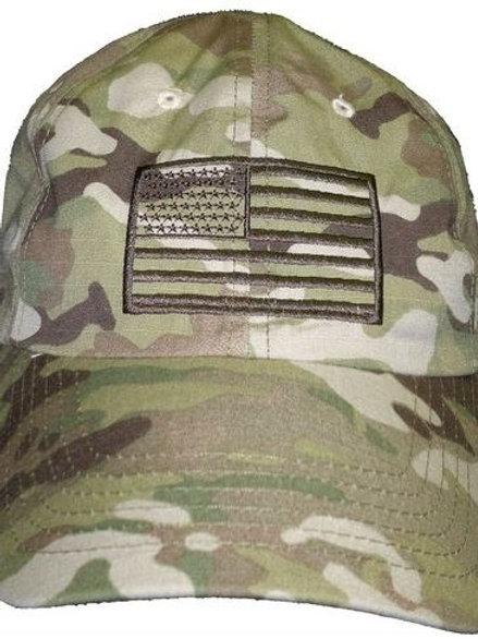SORD US FLAG CAP - MULTICAM