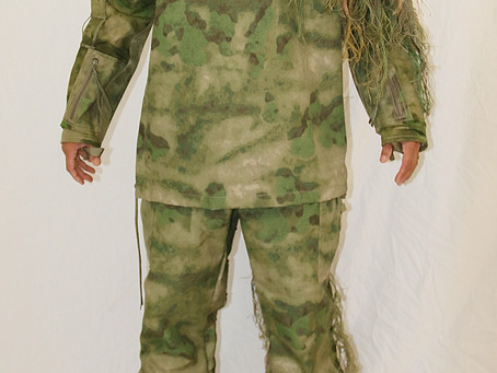 US Army Sniper School New Ghillie Suit Policy