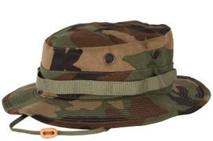 PROPPER BOONIE 100% COTTON RIPSTOP -WOODLAND