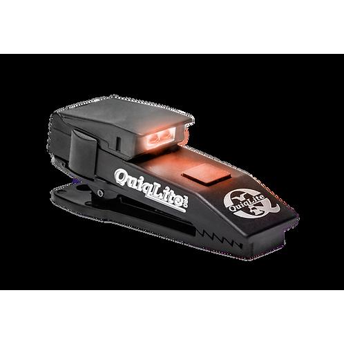 QuiqLite PRO Clip on Light - RED
