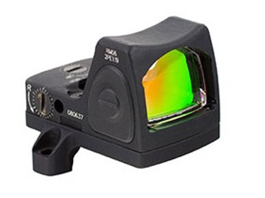 6.5 MOA RMR DUAL ILLUM SIGHT - TRIJICON