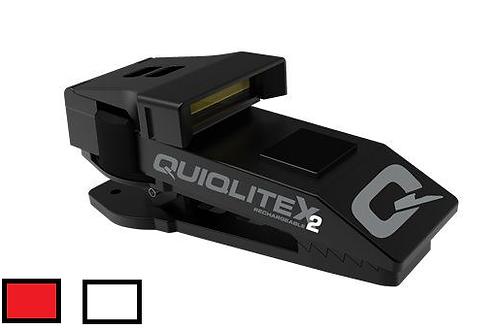 QuiqLite X2 - USB Rechargeable