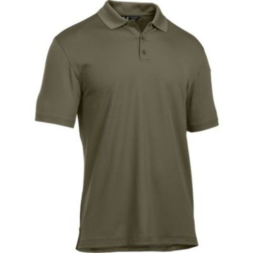 UA TACTICAL PERFORMANCE POLO - ALL COLORS