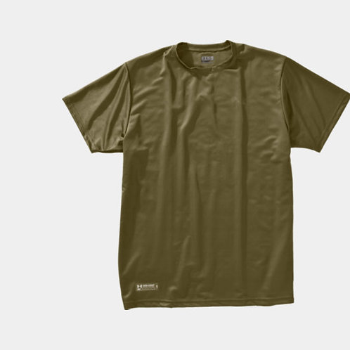 HEATGEAR TACTICAL SHORT SLEEVE (LOOSE) - OD