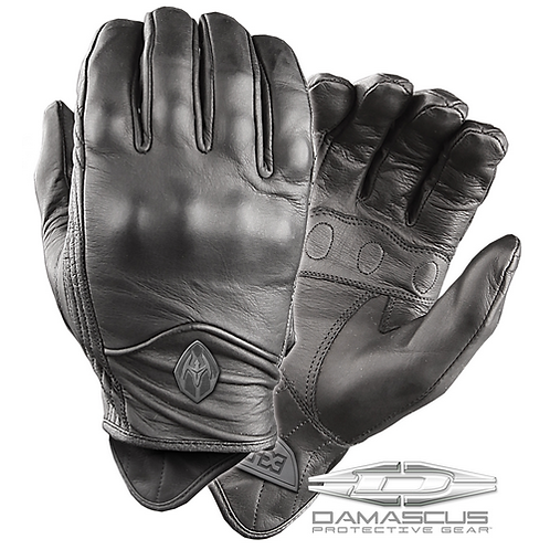 DAMASCUS ATX95 ALL LEATHER GLOVES W/ KEVLAR ARMOR