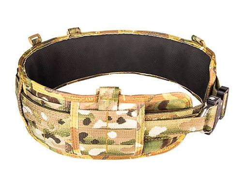 HSGI Sure Grip Slotted Padded Belt - MULTICAM