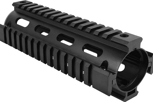 M4 HANDGUARD/QUAD RAIL CARBINE LENGTH W/COVERS