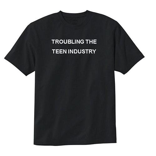 TROUBLING TEEN INDUSTRY TEE