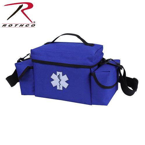 EMS RESCUE BAG - BLUE