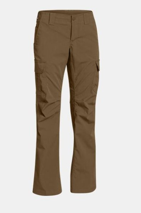 UA TACTICAL PATROL PANT - COYOTE BROWN