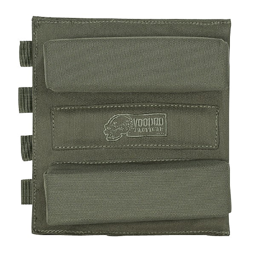 MOLLE COMPATIBLE RIFLE GUIDE - OD GREEN