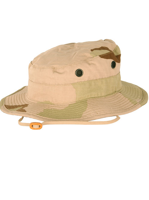 PROPPER BOONIE 100% COTTON RIPSTOP -3 COLOR DSRT