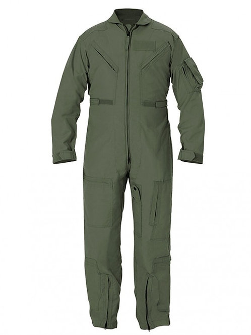 Propper™ CWU 27/P NOMEX Flight Suit - OD GREEN