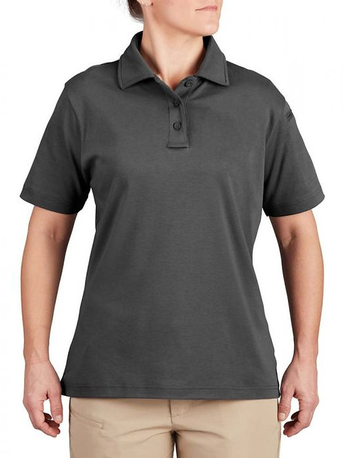 WOMEN'S SUMMERWEIGHT COTTON POLO