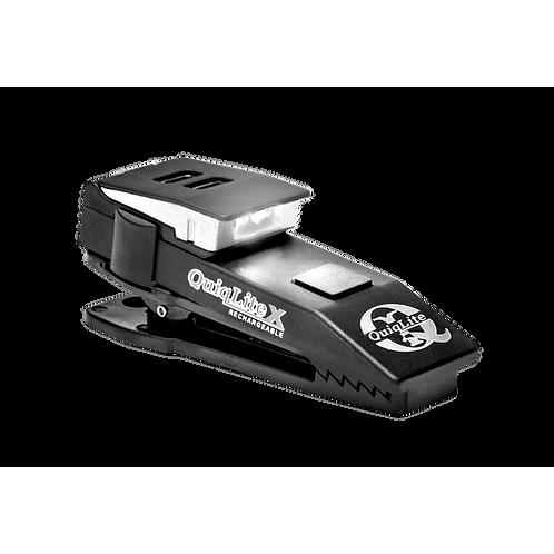 QuiqLite PRO Clip on Light - WHITE