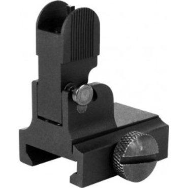 AR-15 / M16 A2 FRONT FLIP-UP SIGHT / GAS BLOCK