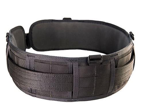 HSGI Sure Grip Slotted Padded Belt - BLACK