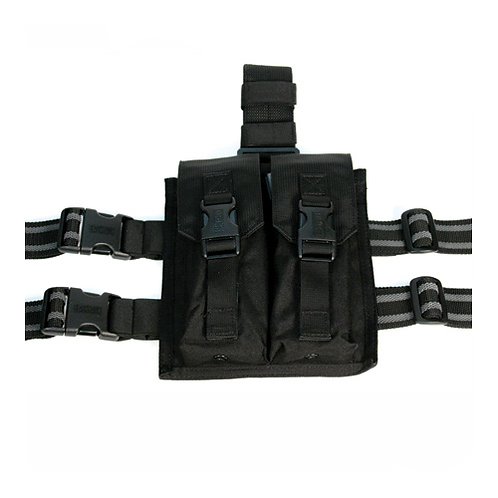 BH OMEGA ELITE DOUBLE M16/M4 MAG POUCH