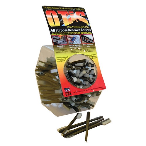 DOUBLE ENDED A/P BRUSHES - 150 PACK