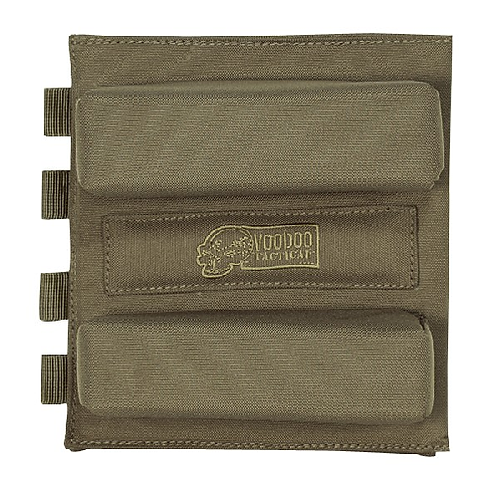 MOLLE COMPATIBLE RIFLE GUIDE - COYOTE