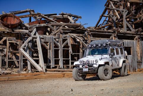 Animas Fork Old Mine, Colorado